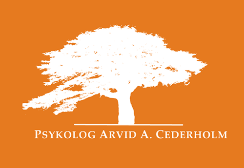 Psykolog Arvid A Cederholm Logo